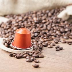 Nespresso ® kompatibilis kávékapszula