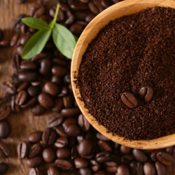 Őrölt kávé