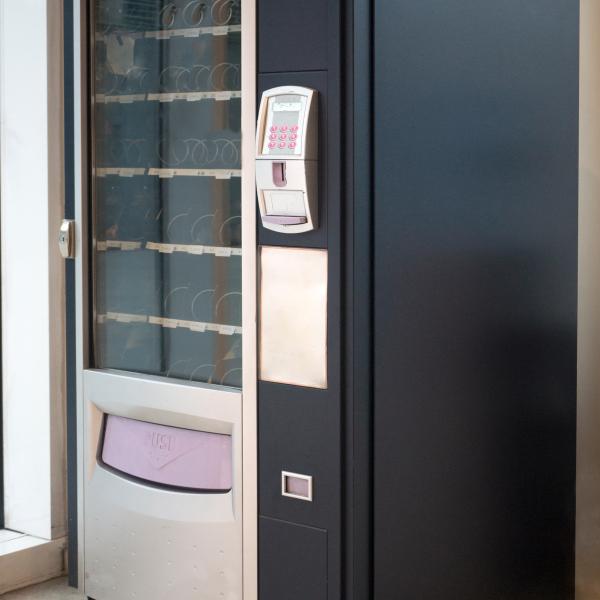 Snack automaták üzemeltetése